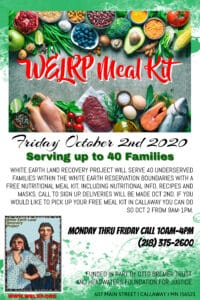 WELRP Meal Kit
